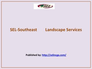 Southeast Landscape Services