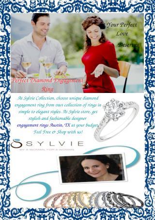 Shop Engagement Rings Austin TX