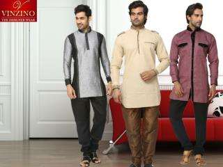 Brighten Up Your Look with Unique Collection Short Kurta