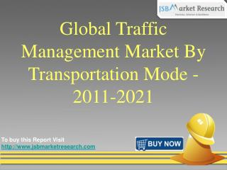 Global Traffic Management Market By Transportation Mode -2011-2021