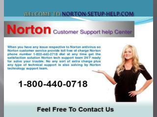 norton.com/setup 1-800-440-0718__ Toll-free