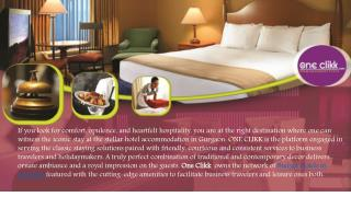 Book Hotels in Gurgaon