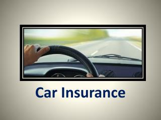 How  to Choose Car Insurance Products