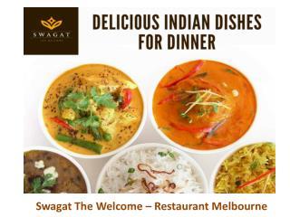 Veg & Non Vegetarian Restaurant Melbourne