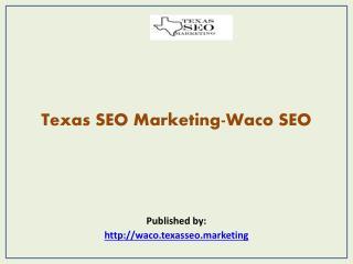 Waco SEO