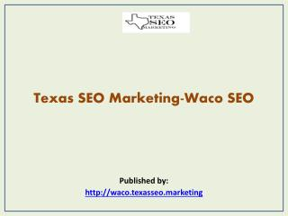 Texas SEO Marketing