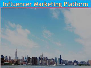 Influencer Marketing India