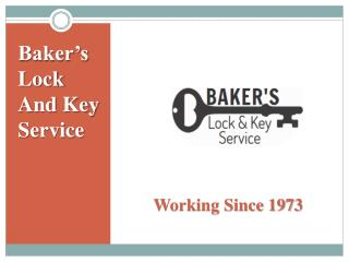 24/7 Locksmith Services In San Jose