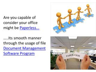 Do you know About Document Management System Software
