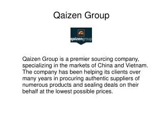 Importing Goods From Vietnam - Qaizen Group Services