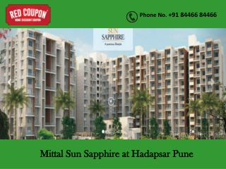 Mittal Sun Sapphire at Hadapsar Pune