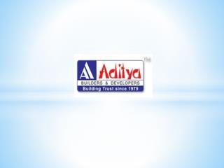 2,3BHK Flats in Aditya Gracious Floors Ghaziabad
