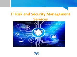 IT Risk and Security Management Services