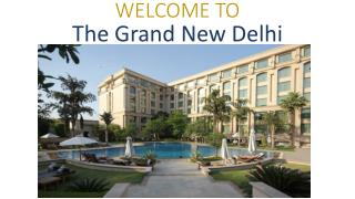 large meeting Space Hotels in Delhi-The Grand New Delhi