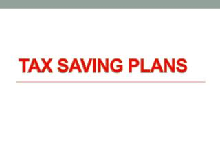 5 Ways to Save Tax and Secure Your Family!