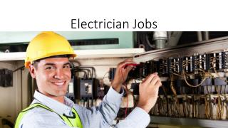 Start your career as as an electrician from this course