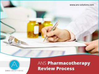 Medical Cost Containment Through Pharmacotherapy Review