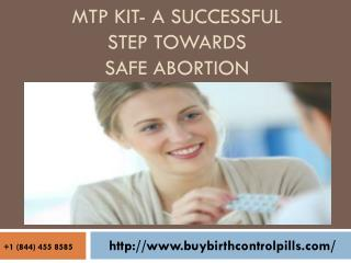MTP Kit Online With Fast Shipping - BuyBirthControlPills