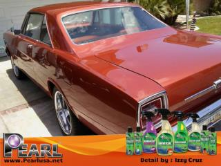 Waterless Car Wash & Detailing products by Pearl