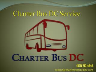 Charter Bus DC Bus Tours in Washington, DC