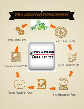 City and Inland Pest Control Services
