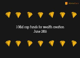 Mutual fund handbook giving research on best mutual funds in india across Mid cap category