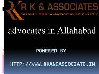 advocates in Allahabad