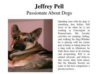 Jeffrey Pell