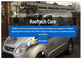 Rooftech Care - Roofers Fife