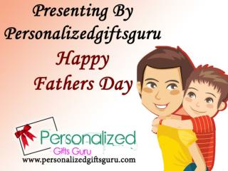 Happy Father's Day from personalizedgiftsguru