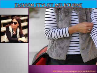 Fashion stylist Melbourne