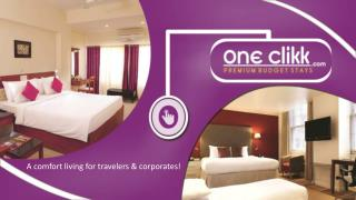 One Clikk Hotel Booking