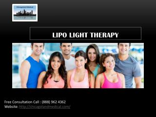 New Lipo Light Therapy Technology That Shrinks Fat While You Lie There!