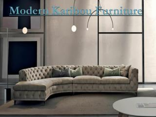 Modern Karibou Furniture