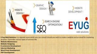 IT Services By E-yug
