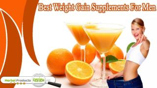 Best Weight Gain Supplements For Men, Muscle Mass Gainer Pills