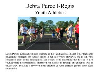Debra Purcell-Regis Youth Athletics