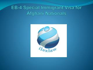 EB-4 Special Immigrant Visa for Afghani Nationals
