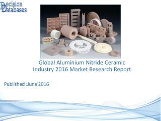 Global Aluminium Nitride Ceramic Industry Share and 2021 Forecasts Analysis