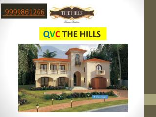 Qvc The Hills Bangalore