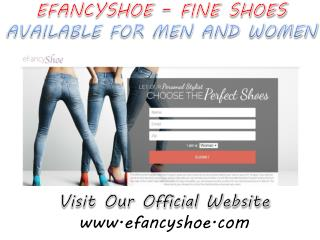 Efancyshoe.com Fancy Shoes