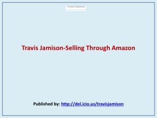Travis Jamison