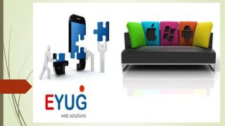 Web Services By E-yug web solutions