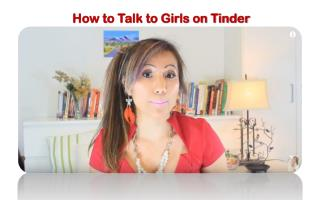 How To Meet Girls on Tinder | Tips For Tinder