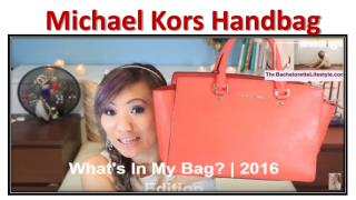 My Michael Kors Collection 2016 Edition