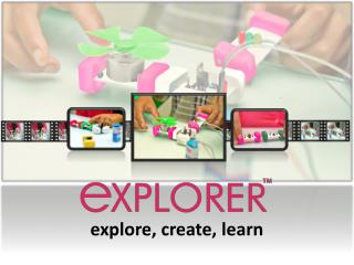 What is explorer?