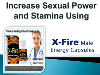 Increase Sexual Health 107