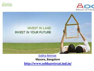 Sobha Retreat Slide serve.com