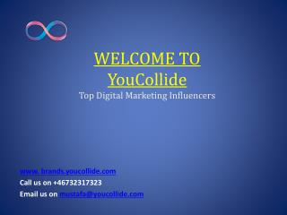 Top Digital Marketing Influencers