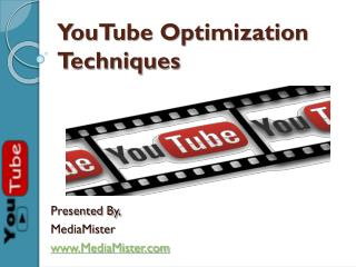 YouTube Optimization Techniques